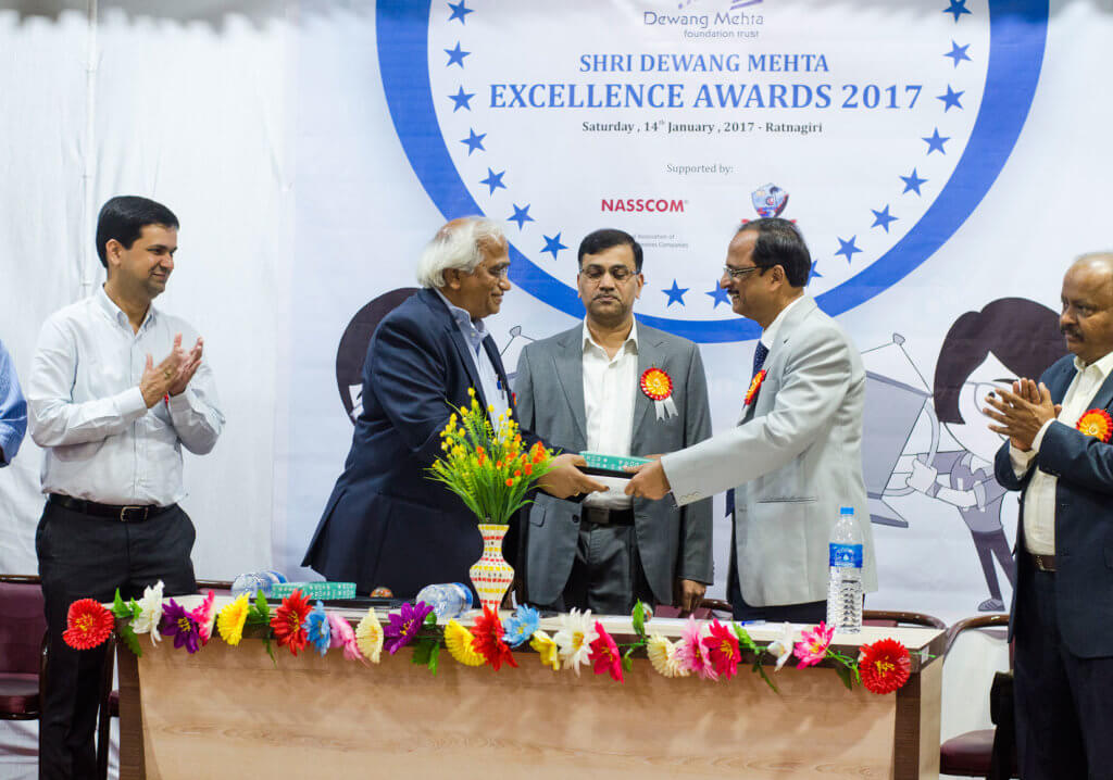 Devang Mehta Excellence Award 2017
