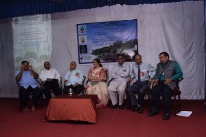 National Conference on Coastal Wetland of India at Gogete Joglekar College