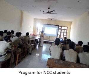 Program-for-NCC-students
