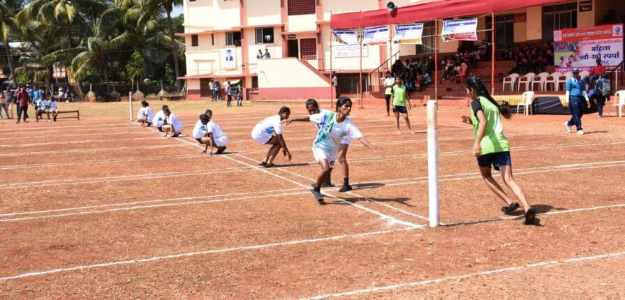 Kho Kho Competition