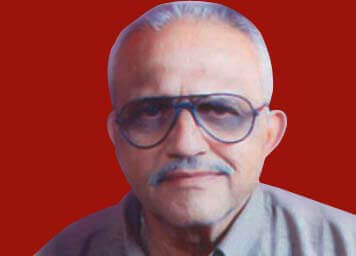 Adv. N.V.alias Aruappa Joshi