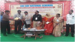Urdu Department Event Pic