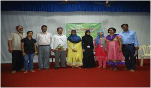 Urdu Department Event