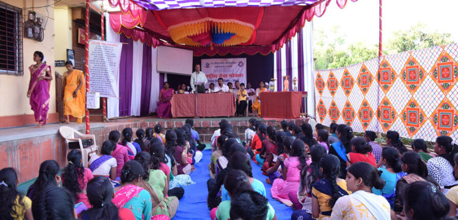 Nirul NSS Camp