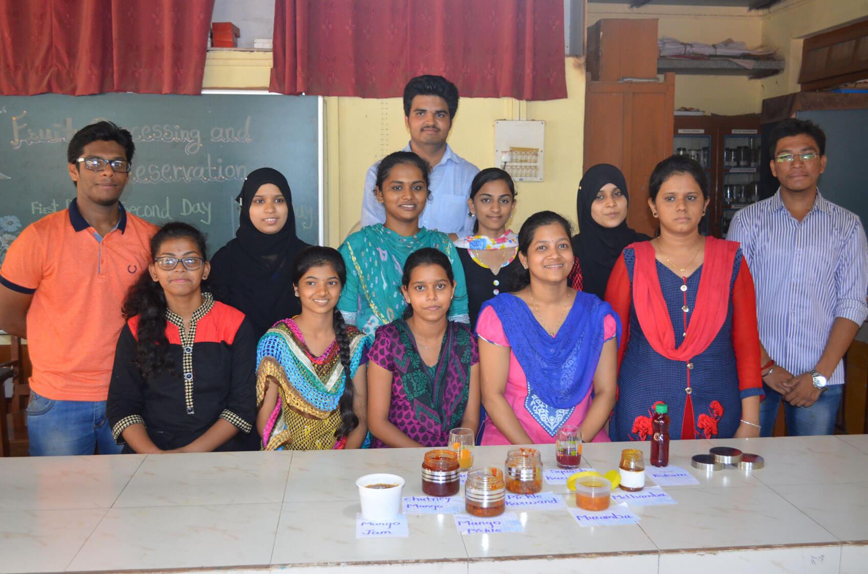 Fruit Processing Workshop