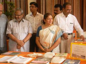 Dr. Babasaheb Ambedkar Jayanti Books Exhibition
