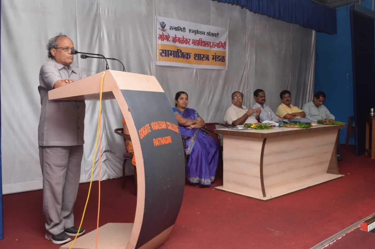 Dr Marulkar Speech