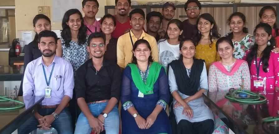 गोगटे जोगळेकर महाविद्यालयाच्या जैवतंत्रज्ञान विभागातर्फे 'माजी विद्यार्थी स्नेहमेळावा' उत्साहात साजरा