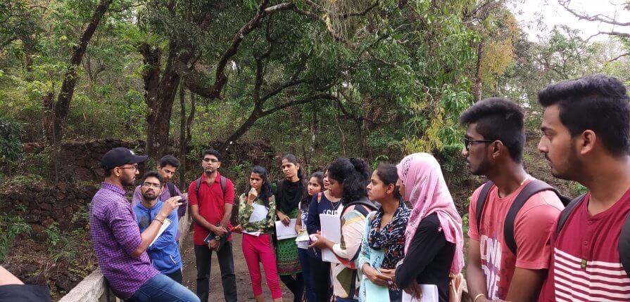 गोगटे जोगळेकर महाविद्यालयाच्या निसर्ग मंडळाची 'पक्षी निरीक्षण सहल' संपन्न