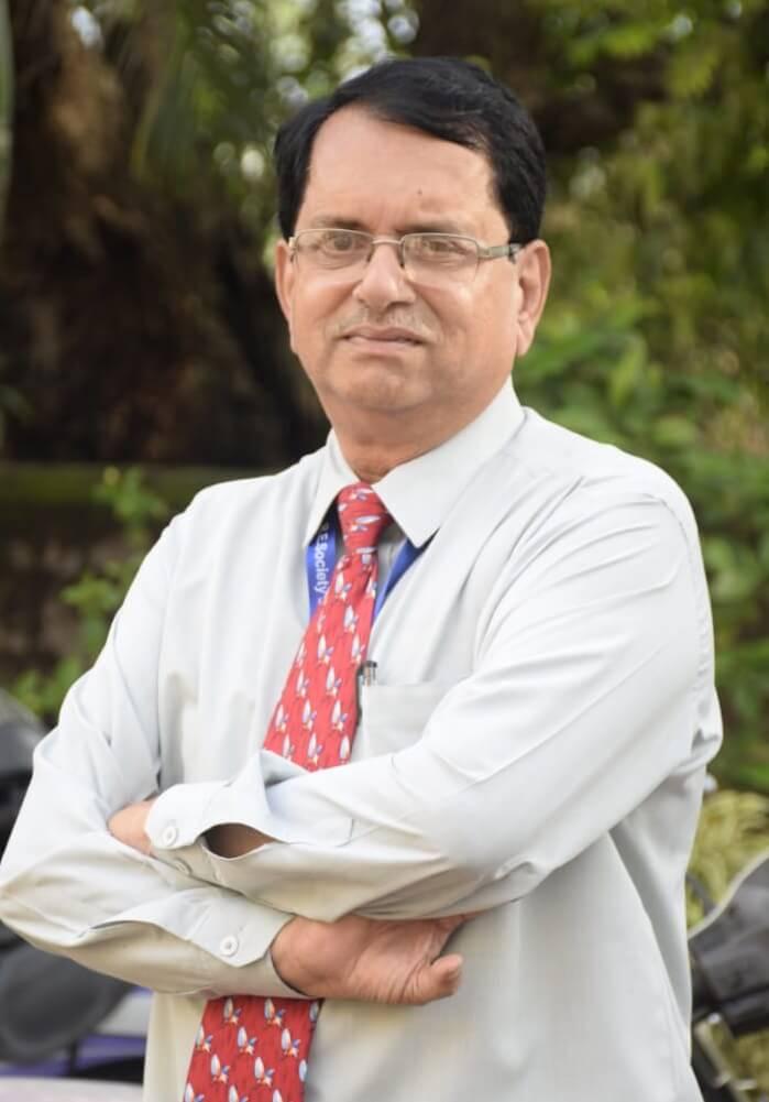 मुंबई विद्यापीठाच्या 'गणित अभ्यासमंडळावर' गोगटे जोगळेकर महाविद्यालयाचे डॉ. राजीव सप्रे